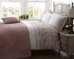 jardin duvet cover sets pink