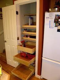 beautiful slide out pantry shelves kitchen cabinet sliding pull shelf diy chic for modern furn