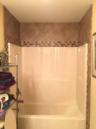 um size of tile around fiberglass shower tub bathroom in deck bathtub surround tiling a with lip to ceiling r