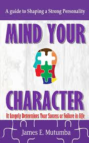Design Your Character Amazon Com Mind Your Character It Largely Determines Your