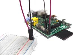 modmypi tutorial tactile switch use a red jumper wire to connect gpio 3 3v pin 1 on the pi to the positive rail on the breadboard