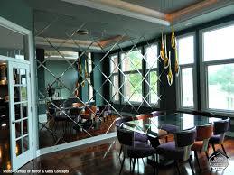 mirror wall design trends
