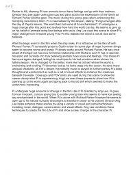 cover letter life of pi essay topics argumentative essay topics  life of pi essay topics