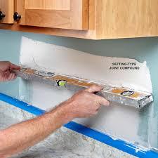 flatten wavy walls