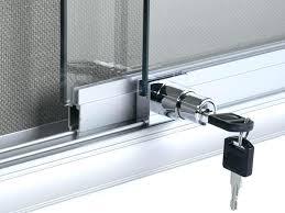 sliding glass door keyed locks large image for sliding door locks with key sliding glass door