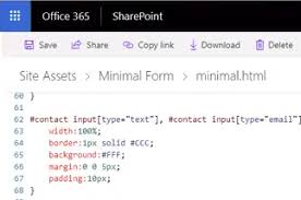 Sharepoint Online File Editor No Longer Has Save Button