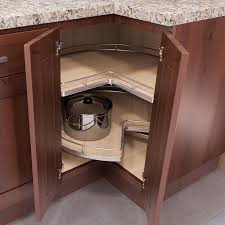 lazy susan corner cabinet organizer roselawnlutheran kitchen plans soluti full size