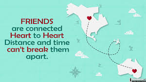 Quotes About Friendship Long Distance 100 Long Distance Friendship Quotes Images Chobirdokan 78