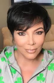 kris jenner with makeup