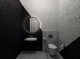 office bathroom design. winner of the ideal standard bathroom year 2016 competition brief called to design perfect restroom in a night club office