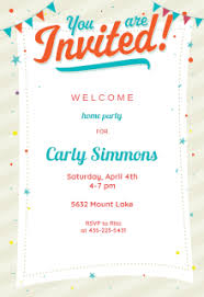 free printable invitation cards for birthday party for kids free printable party invitations templates on free printable