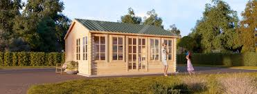 outside office shed. Garden Office Devon 6m X 4m (20\u0027 13\u0027) 44mm Outside Shed
