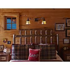 portfolio rustic cabin interior