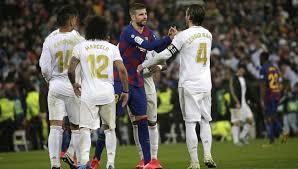 real madrid barcelona las reacciones