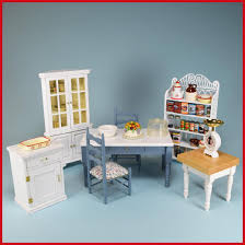 Dollhouse Kitchen Furniture Watch More Like Retro Dollhouse Furniture