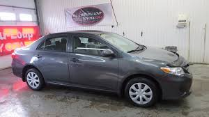 Used 2012 Toyota Corolla CE in Rivière-du-Loup - Used inventory ...