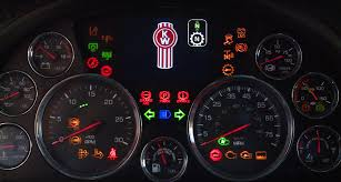 Freightliner Warning Lights Learning Your Engines Lamp Language