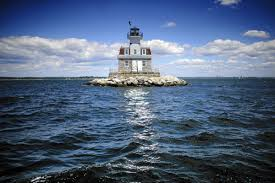 Want to own a lighthouse? Bridgeport's Penfield Reef Lighthouse is again on  the auction block with bids starting at $100,000. - Hartford Courant