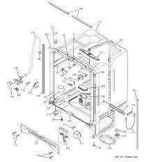 Ge Profile Dishwasher Filter Ge Dishwasher Parts Model Pdw7800j10bb Sears Partsdirect