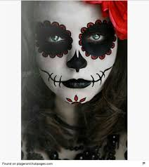 here s all the inspiration you need for your dia de los muertos skull painting make up