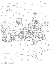 New free coloring pages stay creative at home with our latest. Christmas Village Coloring Pages Coloring Pages Printable Com