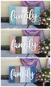 best 25 barn wood signs ideas