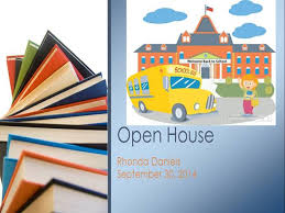 Open House Powerpoint Rhonda Daniels 2nd Grade Open House Powerpoint Authorstream