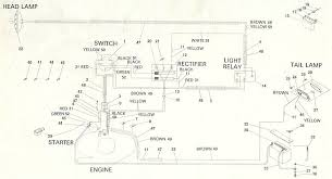 diagrams 1143801 rotax wiring diagram bosch points ignition rotax 503 ignition coil at Tachometer Wiring Diagram Rotax