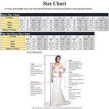 Wedding Dress Size Chart Violadresses White Ivory A Line Empire Bridal Beach Wedding