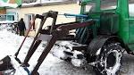 Самодельные куны для трактора