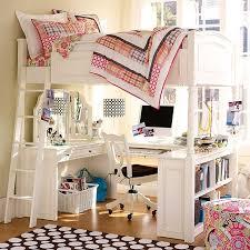 loft beds with desk for girls.  Desk Marvellous Bunk Bed With Desk 3 Photos Gallery Of Ikea Beds Desks For Girls  Idea 19 Inside Loft H