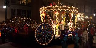 The Parade Of Lights Colorado Springs Things To Do In December In Colorado What To Do In Co