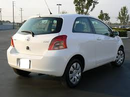 2007 Toyota Yaris Hatchback - news, reviews, msrp, ratings with ...
