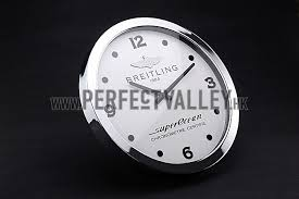 fake breitling superocean wall clock