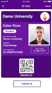 Make Your Own Identification Card Get A Custom Id Card App For Your School Or Business