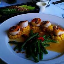 Chart House Easter Brunch Menu Pan Seared Scallops Chart House Atlantic City Feast On