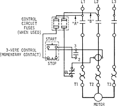 3 wire start stop diagram wiring diagrams second 3 wire start stop diagram