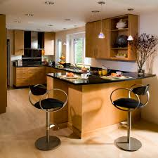 Kitchen Engineered Wood Flooring Engineered Wood Flooring Kitchen Contemporary With Bar Stools