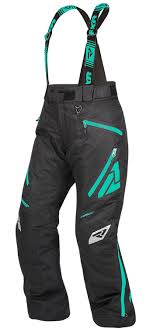 Fxr Womens Vertical Pro Pant Black Mint At Up North Sports