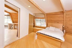 Slanted Roof Bedroom Sloped Roof Bedroom Interior Design Ideas