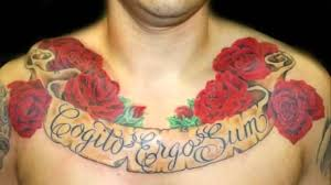 chest tattoo designs for girls.  Chest Best Chest Tattoos For Girls And Boys  Amazing Tattoo Designs HD YouTube Intended For O