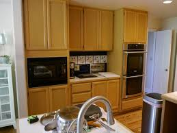 Mercer Island Traditional Kitchen Cabinet Reface