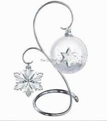 Bauble Display Stand SWAROVSKI CHRISTMAS ANNUAL ORNAMENTS Swarovski Crystal 92