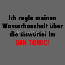 Lustige Sprüche Alkohol Trinken Saufen Gin Tonic Snapback Cap