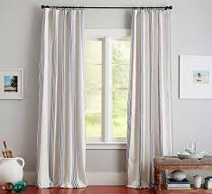 Curtains are a must for dressing windows. They provide privacy, usher in  sunlight, and contribute texture and color. Learn how to hang curtains in  every ...