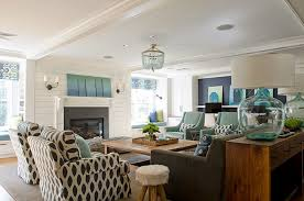 House Of Turquoise Living Room