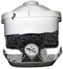 inside brita water filter. A Used Brita (\ Inside Water Filter T