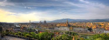 Florence city in italy sightseeing and landmarks thousand