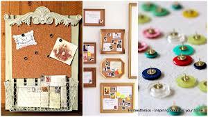 Diy Bulletin Board Design 22 Exceptional Diy Bulletin Board Ideas To Revamp Your Home