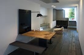 urban house furniture. View In Gallery Narrow-urban-home-with-concrete-walls-and-upper- Urban House Furniture